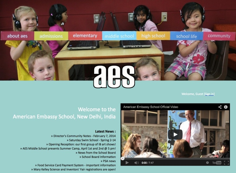 www.aes.ac.in Year 2012
